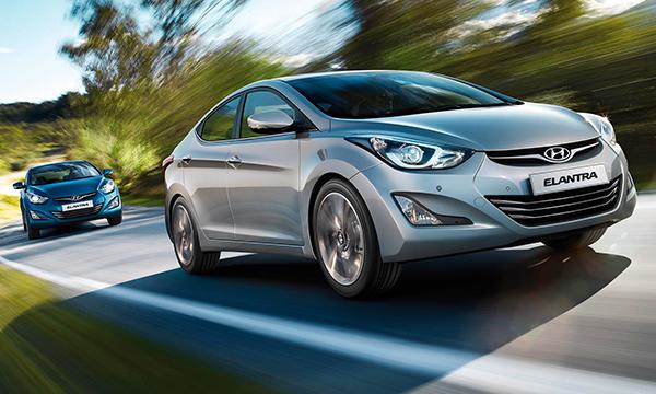 Седан Hyundai Elantra начали собирать в России