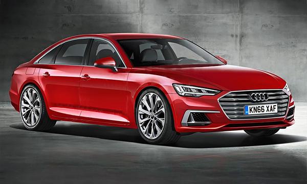 Новая Audi A6: какой будет модель после смены поколения