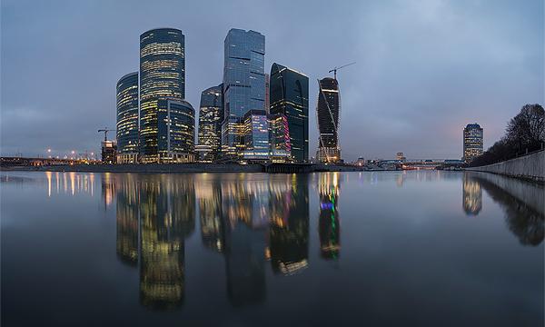Определены цены на парковку около «Москва-Сити»
