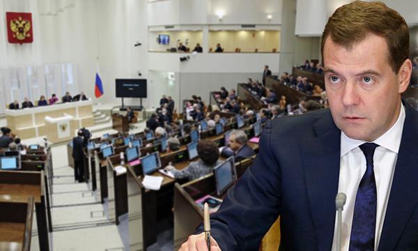 Промилле вернут без ущерба Медведеву