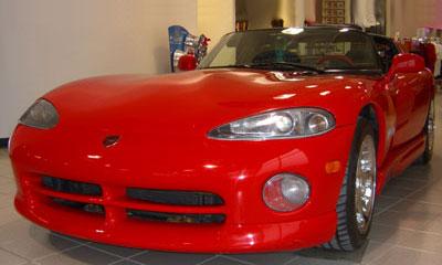Dodge Viper Limited Edition 1996