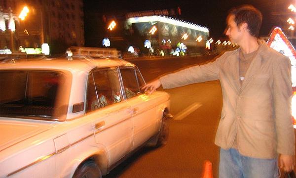В Петербурге начали ловить нелегальных таксистов