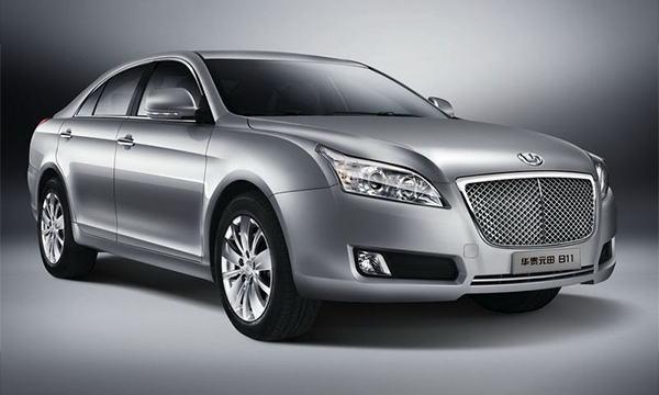 КамАЗ начнет собирать китайские легковые автомобили