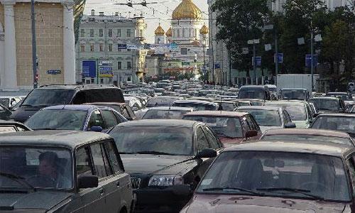 Москву от пробок спасут рокады