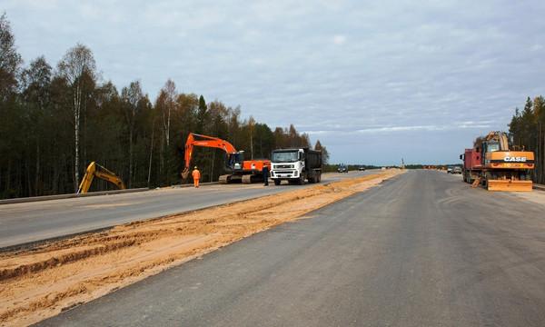 Новую трассу Москва-Шереметьево откроют 23 декабря