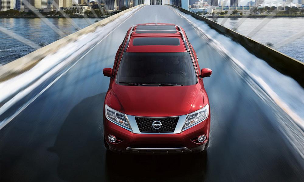 Nissan Pathfinder растерял брутальность