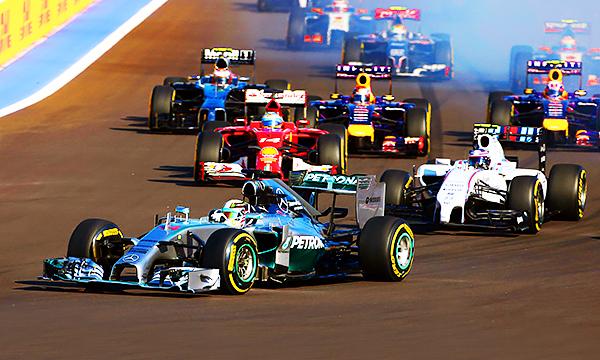 «Иностранцев станет больше». Как изменится этап Формулы-1 в Сочи