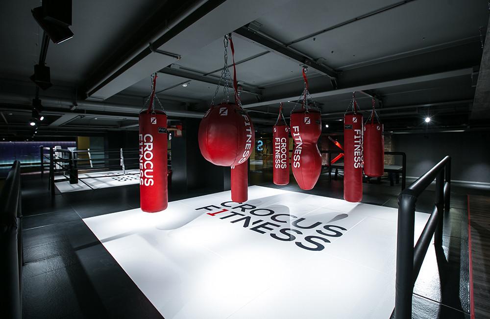 Фото: пресс-служба Crocus Fitness