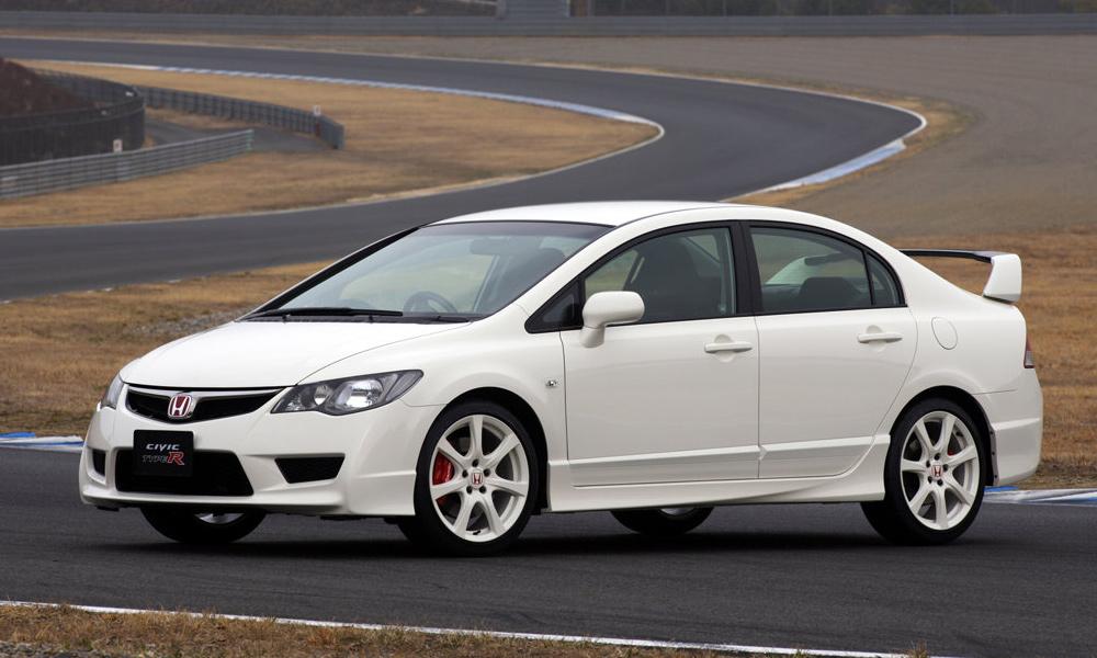 Honda Civic Type R Sedan