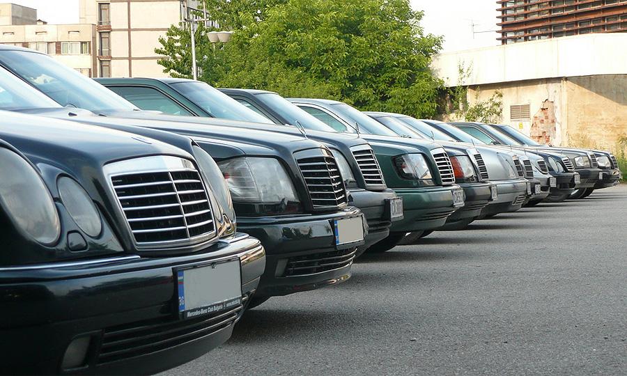 Mercedes-Benz в шестой раз проведет день классики в Москве