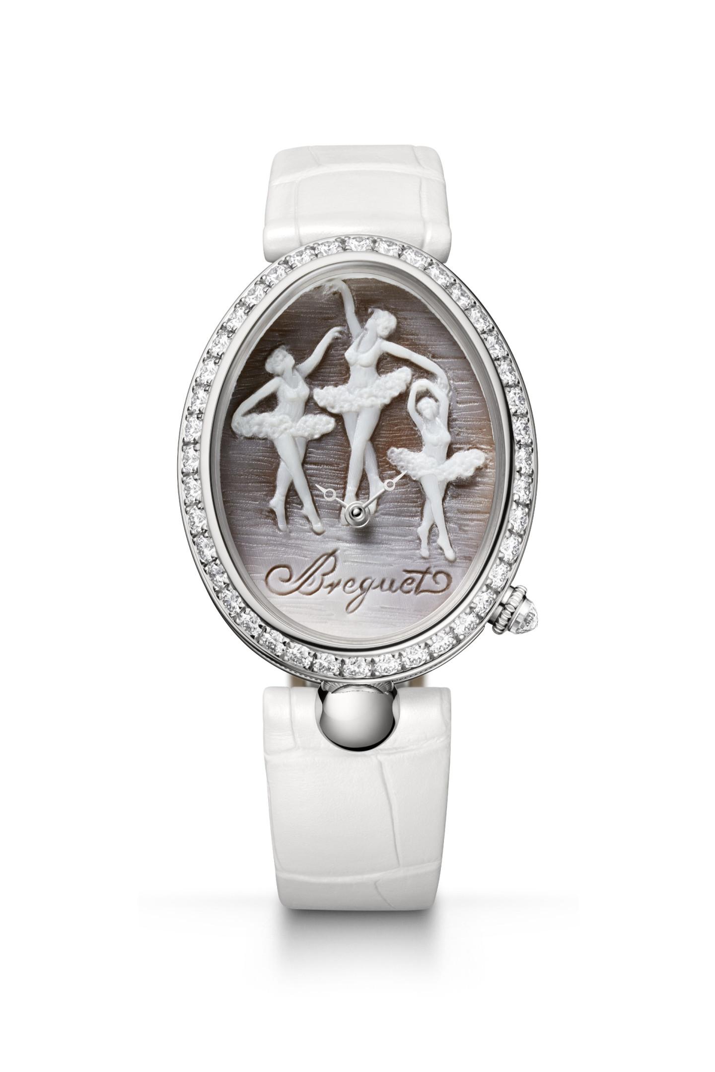 Часы Reine de Naples 8958 Cammea Ballerina, Breguet