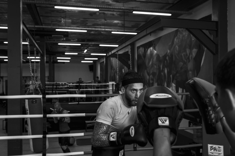 Боксерский зал — это сообщество людей, увлеченных одной философией