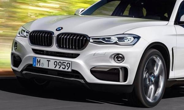 Самый маленький кроссовер BMW поступит в продажу в 2017 году