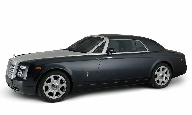 Rolls-Royce привез в Женеву новое купе  - 101EX