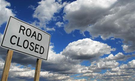 «Синие ведерки» открыли сайт о перекрытых дорогах
