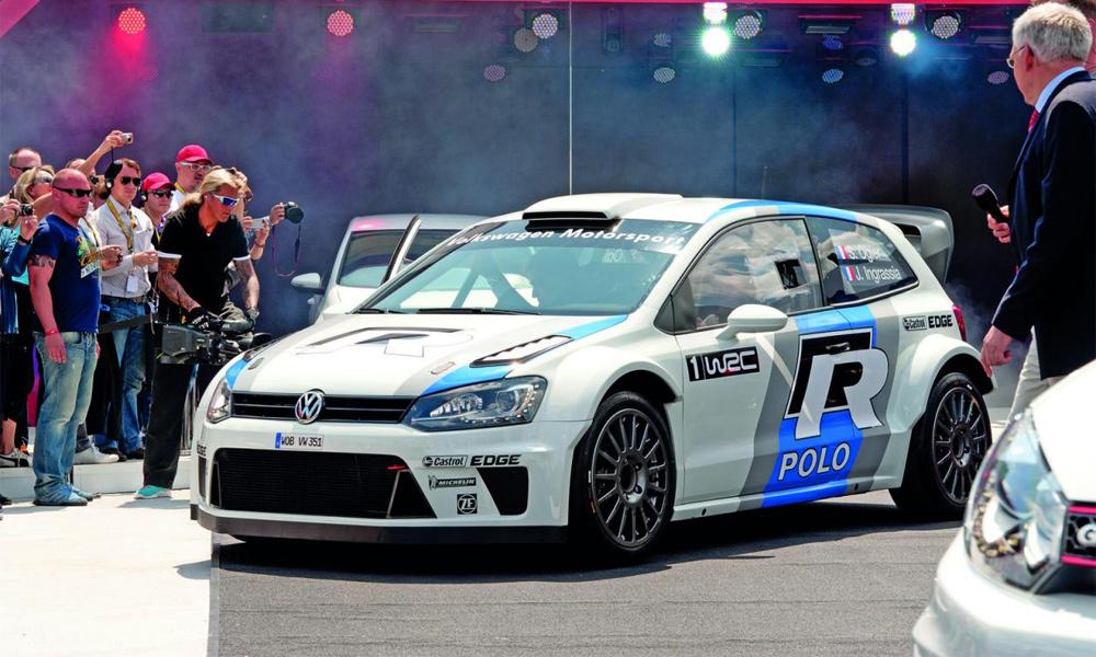 Volkswagen Polo WRC Street