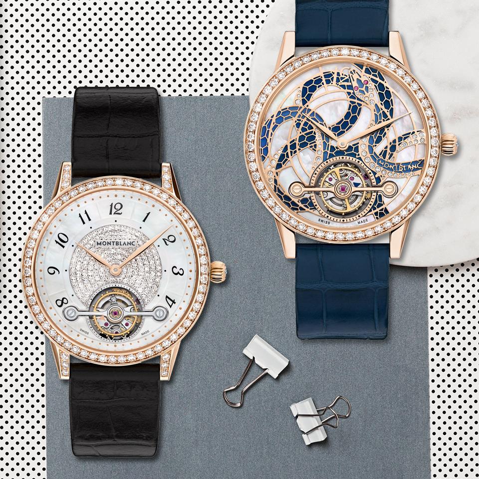 Часы Boheme ExoTourbillon Slim Jewellery Часы Boheme ExoTourbillon Slim 110 years
