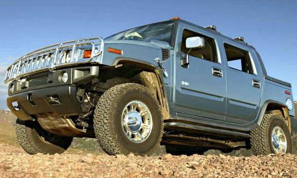 Hummer.com признан лучшим среди сайтов автопроизводителей
