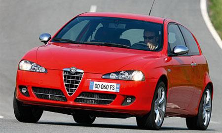 Alfa Romeo готовит специальный выпуск модели 147 Ducati Corse