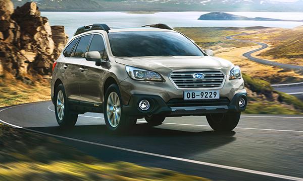 Subaru Outback получил новые системы безопасности