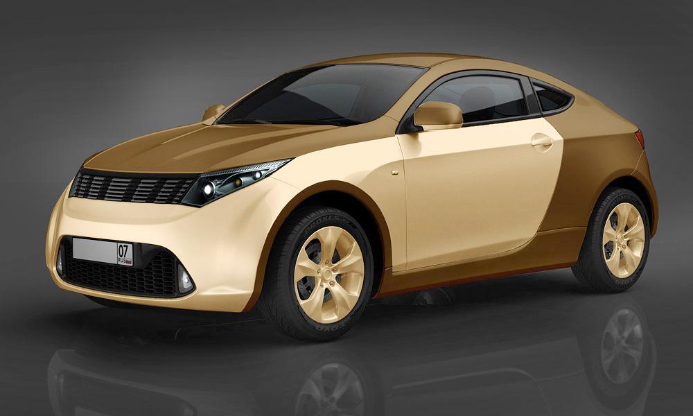 Новый российский автомобиль будет готов в 2012 году