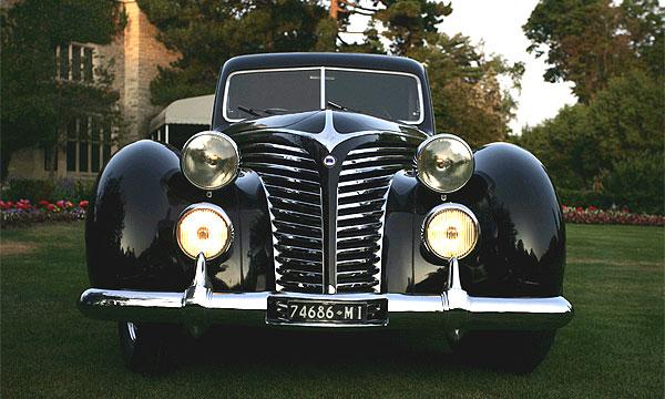 Lancia Astura 1939