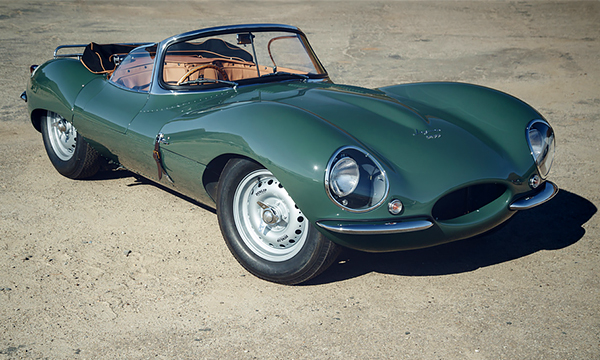 Jaguar возродил родстер XKSS