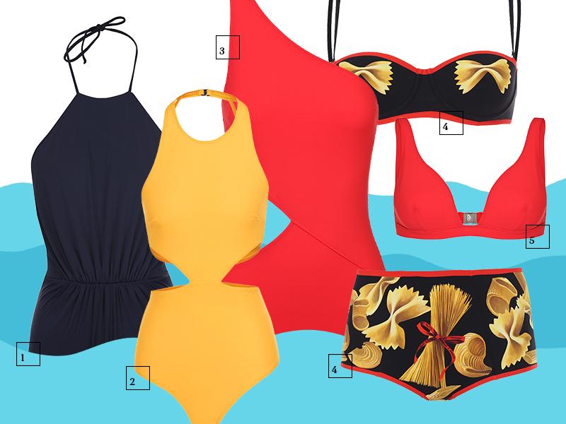 1 | Clube Bossa  2 | Flagpole  3 | Araks  4 | Dolce & Gabbana  5 | Araks