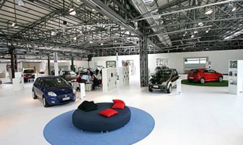 Во Франции открылся первый общий автосалон Fiat-Chrysler