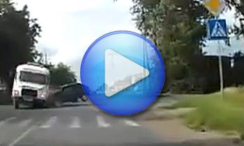 Самые страшные аварии июня. Видео