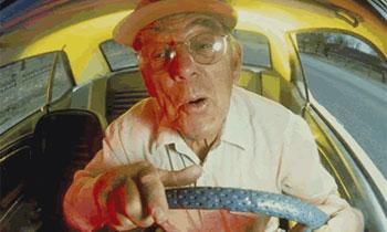 Пожилых водителей будут проверять на маразм