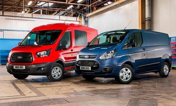 Ford представил новый дизельный двигатель EcoBlue