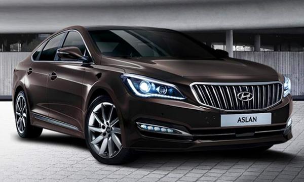 Hyundai представила новый премиальный седан