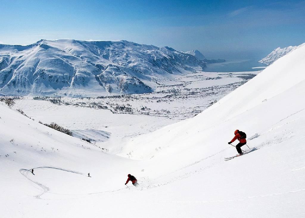 Горнолыжные склоны Цахкадзора