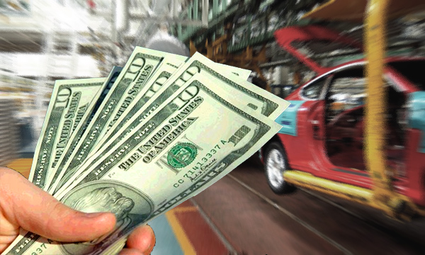 Государственные деньги не спасут автопроизводителей