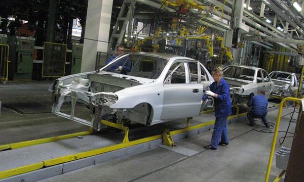 В Казахстане останавливают производство автомобилей ZAZ Chance
