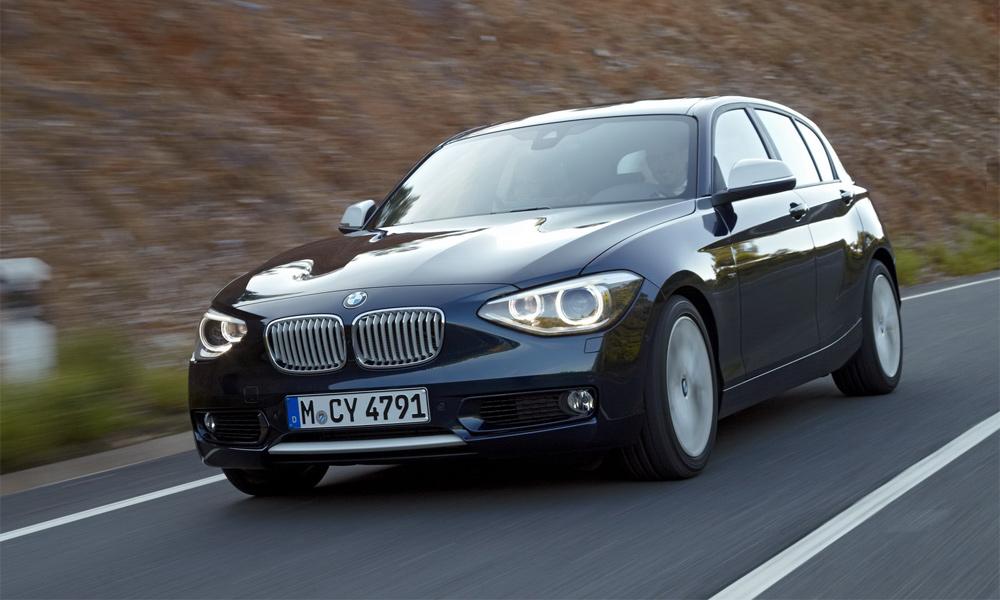 Объявлены российские цены на новый BMW 1-й серии