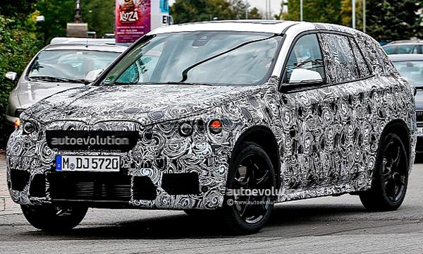 Второе поколение BMW X1 получит передний привод