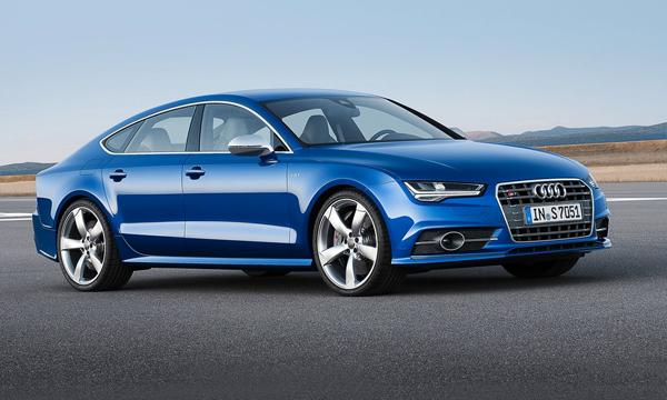 Audi рассекретила рестайлинговую A7