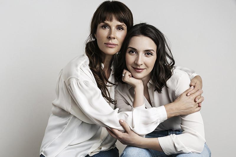 Ольга Егармина и Ксения Пожиткова