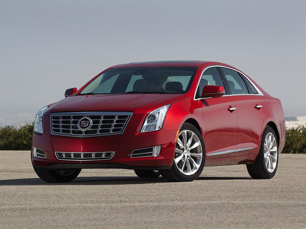 Cadillac XTS китайской сборки будет дороже