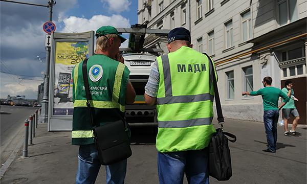 Инспекторам МАДИ выдали персональные видеорегистраторы