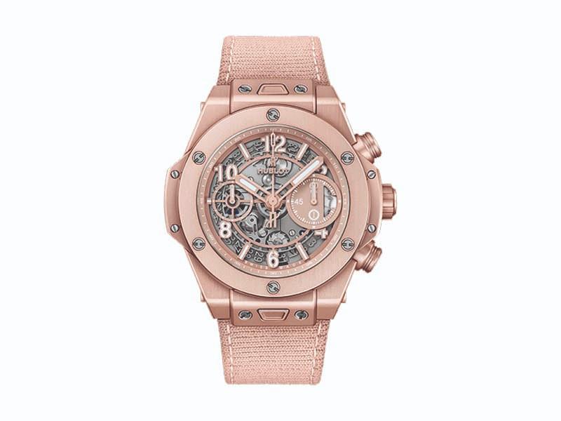 Часы Big Bang Millenial Pink,Hublot