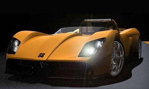 Суперкар Bizzarini будут производить в Швеции