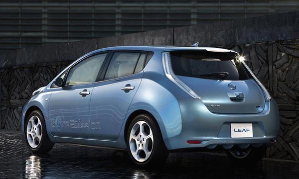 Nissan Leaf будут производить в Китае под другим названием