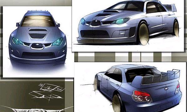 За дизайн автомобилей Toyota теперь будет отвечать Fuji Heavy