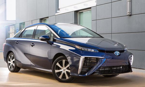 Toyota рассекретила технические подробности водородного Mirai
