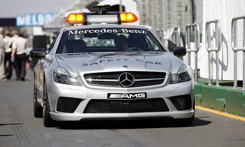 Пейс-кар Mercedes-Benz