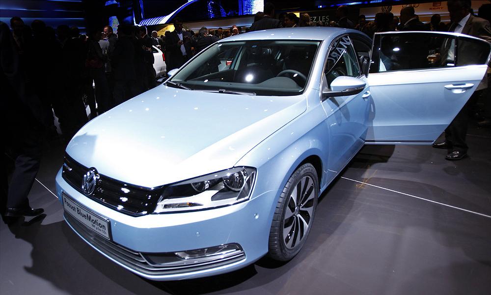 Париж-2010. Главная премьера от VW – новый Passat