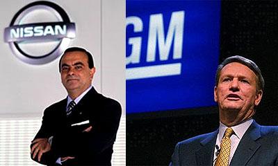 Главы Renault-Nissan и GM встретятся на этой неделе в Париже